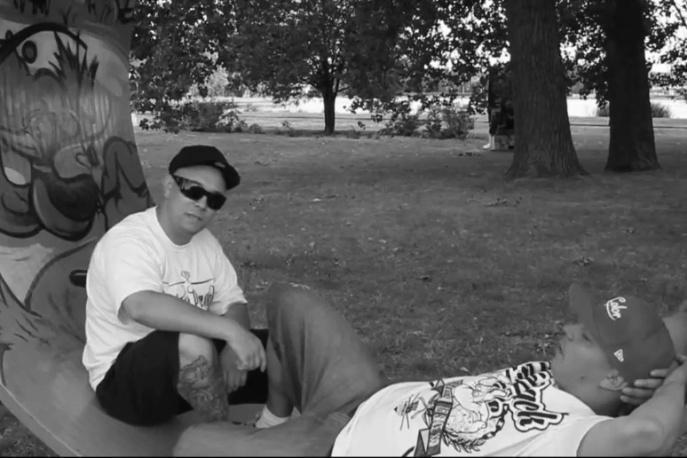"Małpa (N.A.S.) – ""Tylko Te Chwile"" feat. Rafi (wideo)"