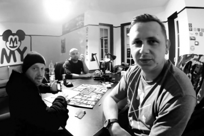 Dwie dekady hip-hopu w Kielcach (wideo)