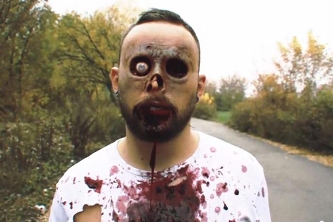 "Zaraza – ""Chore miasto"" feat. Hades (wideo)"