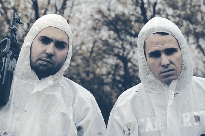 """Zaraza – """"Świt"""" feat. W.E.N.A., VNM"""