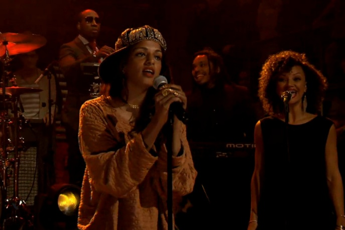 M.I.A. na scenie z The Roots (wideo)