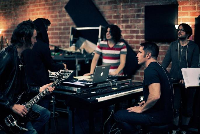 Nine Inch Nails zagrali u Kimmela (wideo)