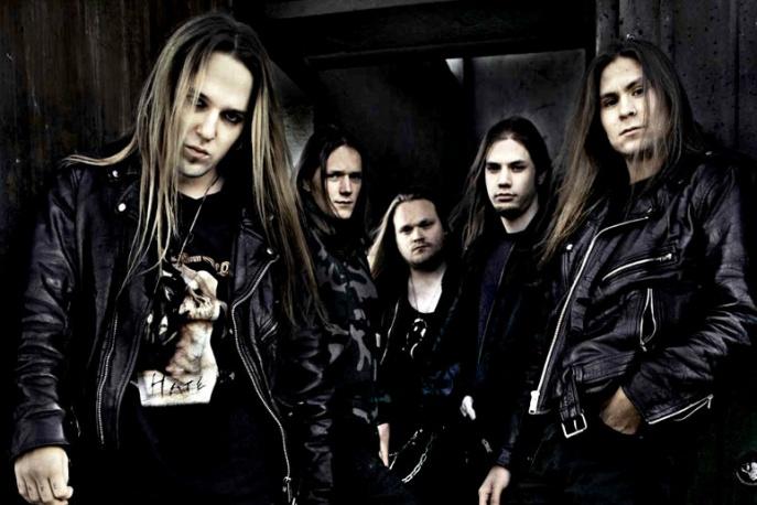 Szczegóły koncertów Children Of Bodom