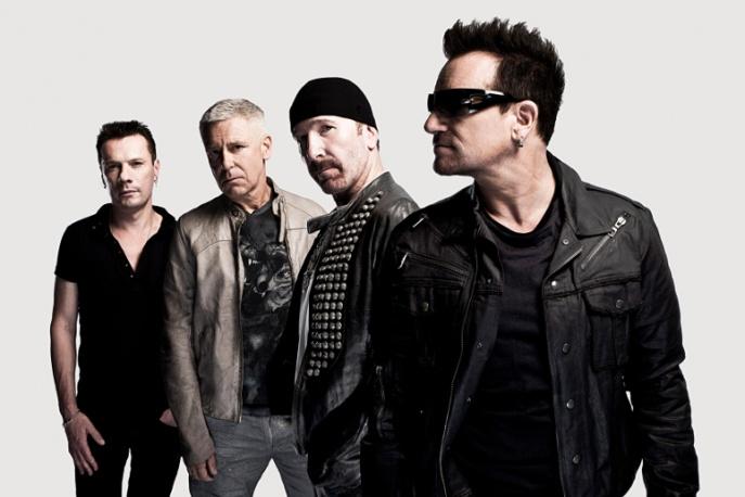 Bono i The Edge coverują Daft Punk (wideo)