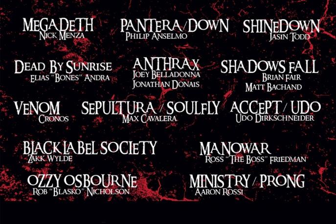 Metal All Stars – supergrupa na dwóch koncertach w Polsce