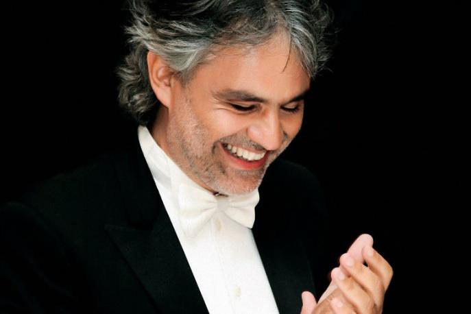 Andrea Bocelli przyjedzie do Polski