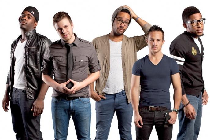 The Exchange supportem Backstreet Boys