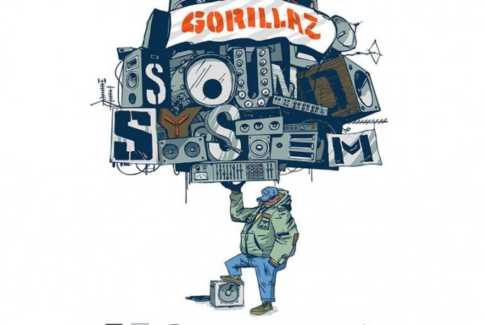 Gorillaz Sound System ponownie w Polsce