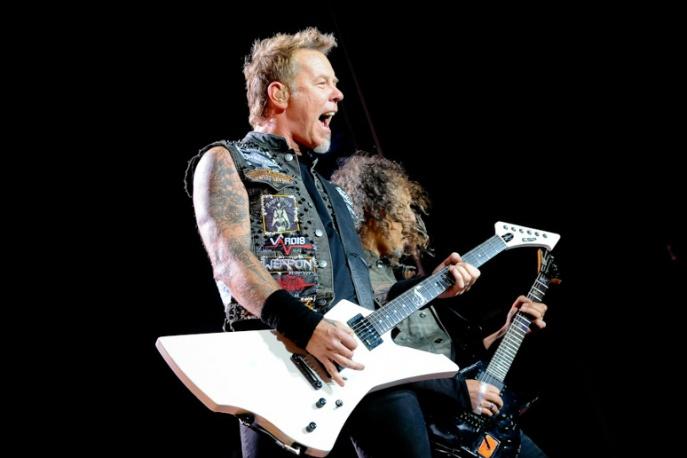 Metallica zagrała nowy utwór (wideo)