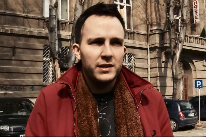 """Tul petardę"" – making of nowego klipu Mesa (wideo)"