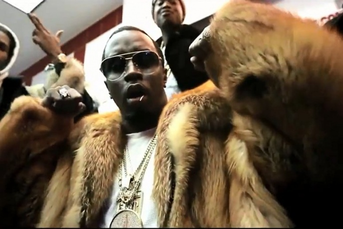"""Puff Daddy – """"Big Homie"""" ft. Rick Ross & French Montana (wideo)"""
