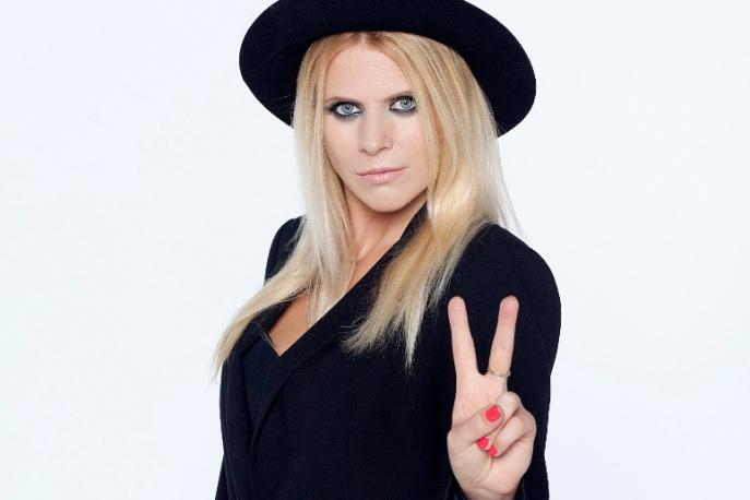 "Maria Sadowska promuje ""Jazz na ulicach"""