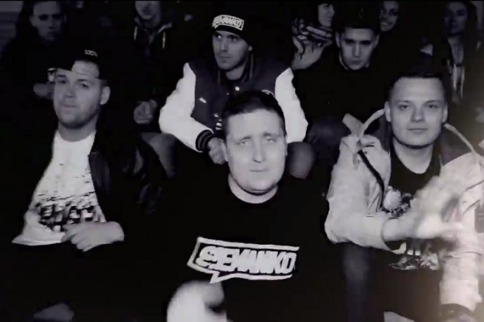 """AdE – """"Co złego to nie ja"""" ft. Kwadry, Manifest (wideo)"""