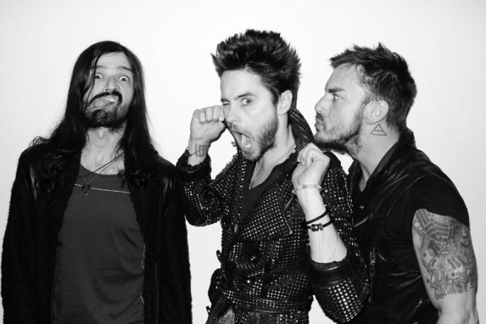 """Thirty Seconds to Mars dadzą """"największy koncert w historii Rybnika"""" (wideo)"""