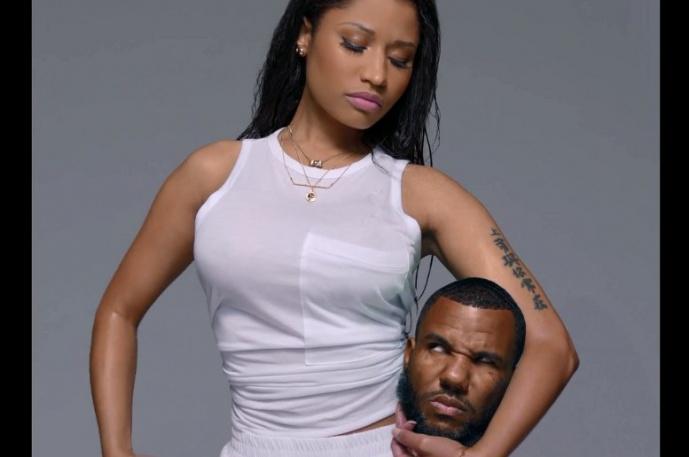 """Nicki Minaj – """"Pills N Potions"""" ft. Game (wideo)"""