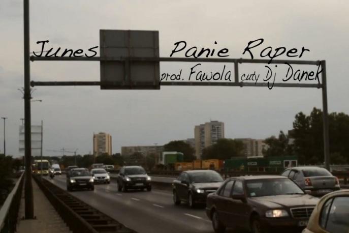 """Junes – """"Panie raper"""" (audio)"""