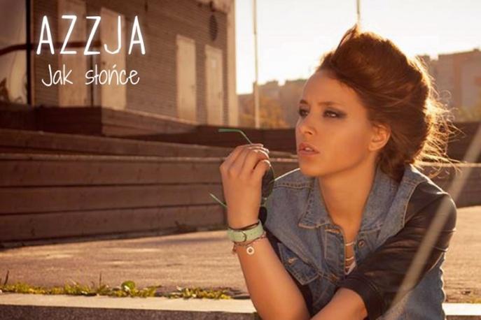 """Azzja – """"Jak słońce"""" (wideo)"""