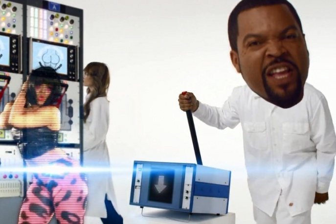 "Ice Cube – ""Drop Girl"" ft. Redfoo, 2 Chainz (wideo)"