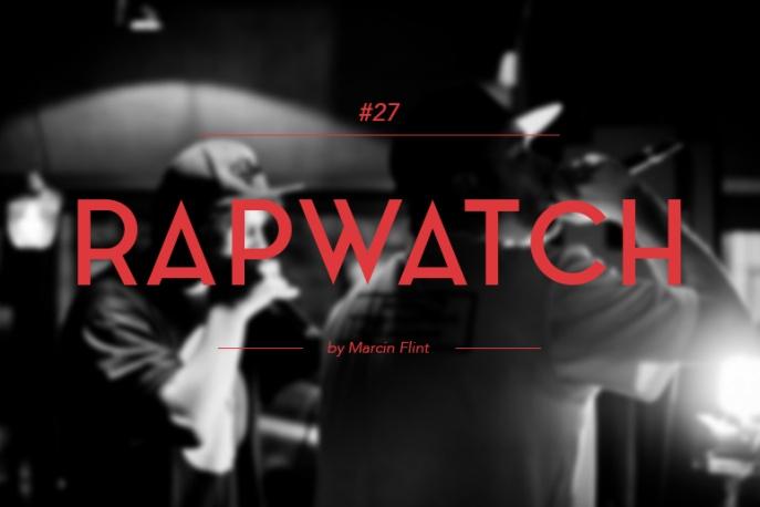 Rapwatch #27 (21.07 – 27.07)