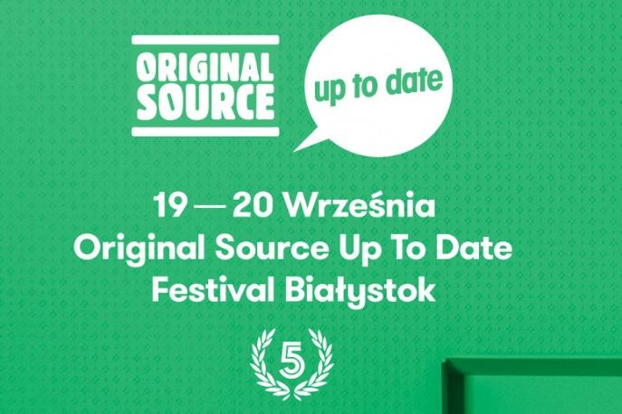 Znamy pełny line-up białostockiego Original Source Up To Date