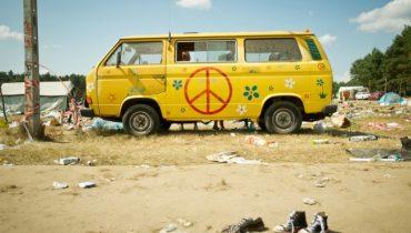 """Artur Rawicz: Woodstock """"się cywilizuje"""""""