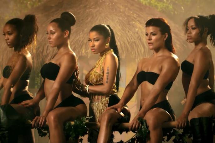 Nicki Minaj z rekordem VEVO