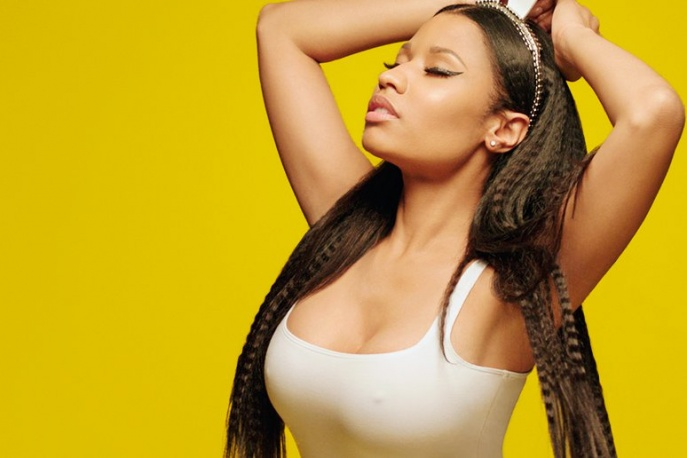 Tancerka Nicki Minaj ugryziona przez węża