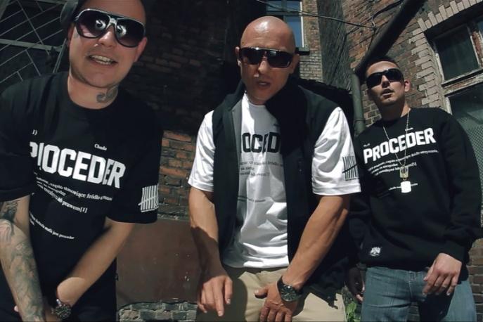 """Chada x RX – """"Słuchasz na własne ryzyko"""" ft. Hukos, Maskot (wideo)"""