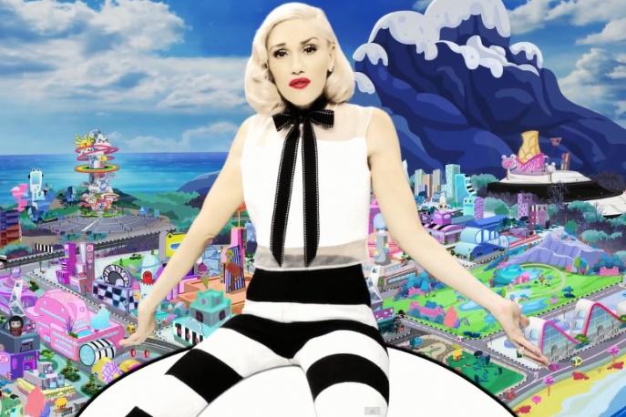 "Gwen Stefani – ""Spark The Fire"" (wideo)"