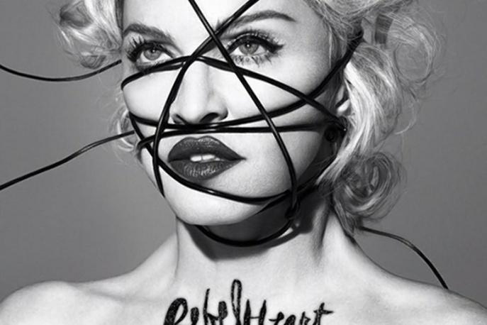 "Madonna ujawniła tracklistę ""Rebel Heart"""