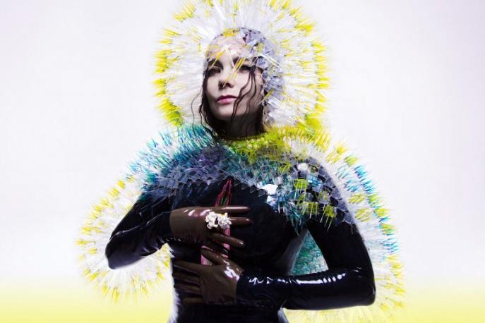 Nowa płyta Björk już w sprzedaży
