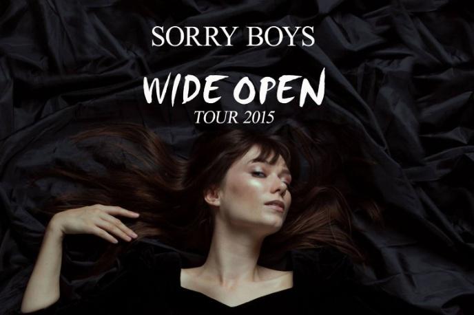 Sorry Boys ponownie na scenie. Grupa obiecuje nowe piosenki