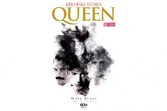 """""""Królewska historia Queen"""" od dziś w sprzedaży"""