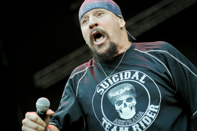 Suicidal Tendencies na Rock In Summer