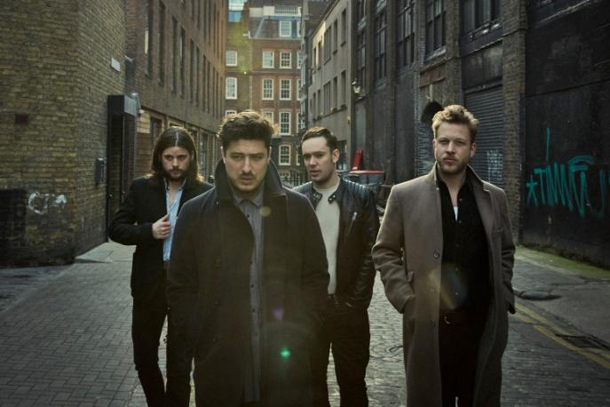 Mumford & Sons udostępnili nowy utwór. Nie liczcie na folk