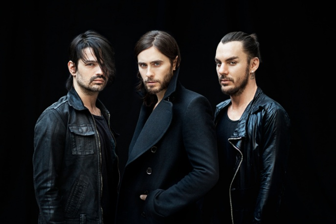Znamy support Thirty Seconds To Mars