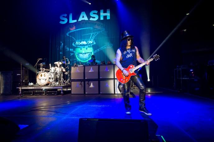 Slash featuring Myles Kennedy & the Conspirators – będzie koncertowe wydawnictwo