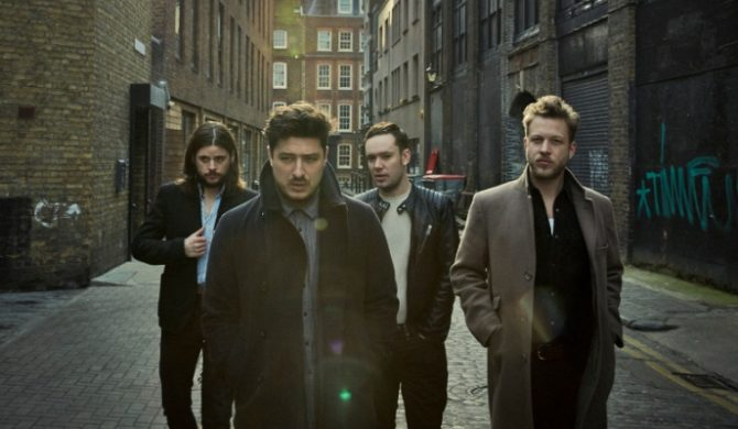 Mumford & Sons na żywo z nową piosenką