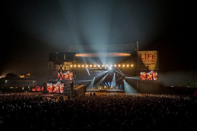 IMPREZA TYGODNIA: Life Festival Oświęcim