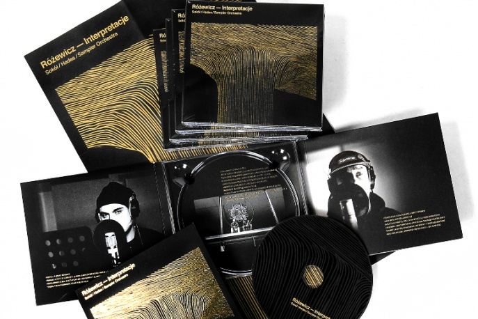 """Sokół/Hades/Sampler Orchestra – album """"Różewicz – Interpretacje"""" dostępny w sprzedaży"""