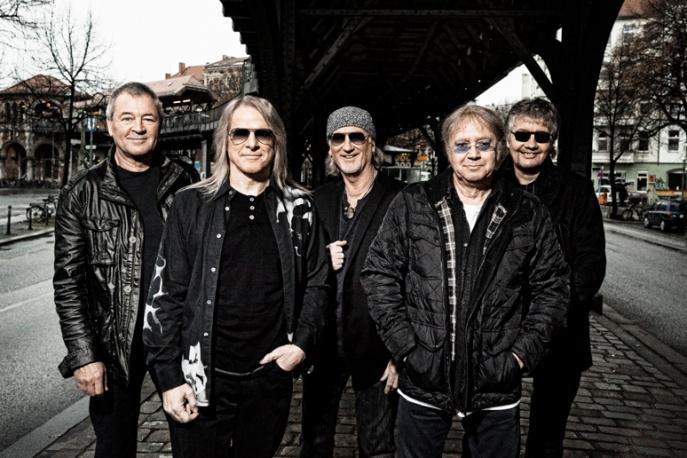 Dwie nowe płyty Deep Purple
