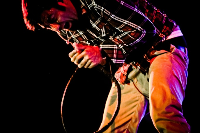 Wokalista Deftones w nowym kawałku Lamb Of God