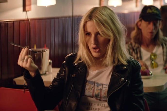 Ellie Goulding i Tarrus Riley mistrzami telekinezy. Nowy klip Major Lazer