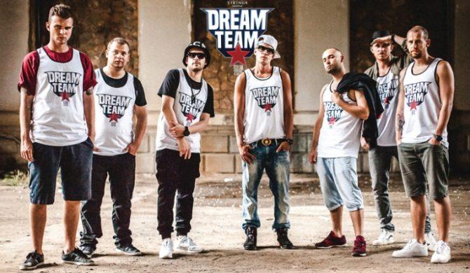 """VNM x Rasmentalism x Sitek x Gedz x Sarius x JNR – """"Dream Team Tour"""" (wideo)"""