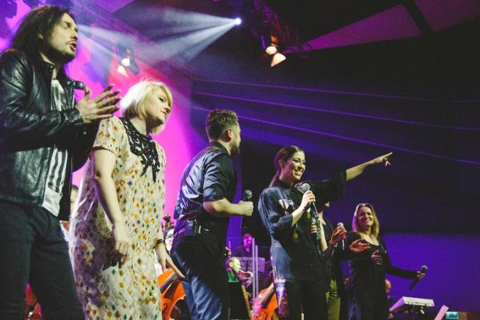 Natalia Kukulska, Kuba Badach, Ania Dąbrowska i Piotr Cugowski w symfonicznym hołdzie dla Michaela Jacksona