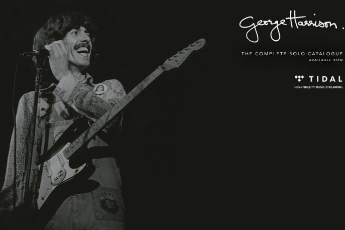"""""""Był najfajniejszym z Beatlesów"""" – solowa dyskografia George`a Harrisona od teraz w TIDAL"""
