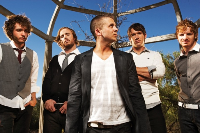 "OneRepublic – ""All The Right Moves"""