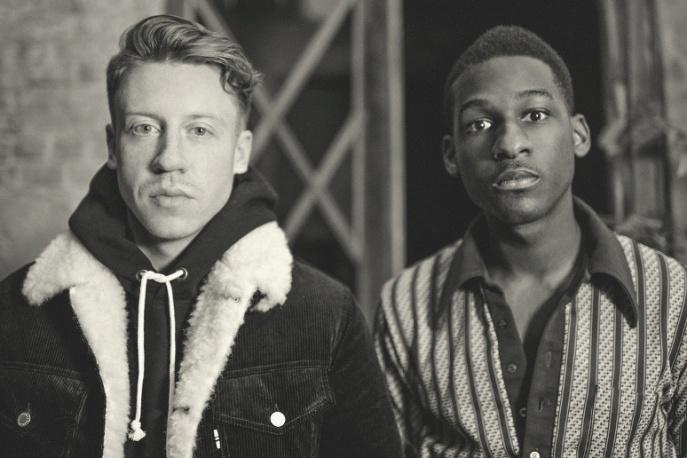 Leon Bridges w nowym kawałku Macklemore`a i Ryana Lewisa