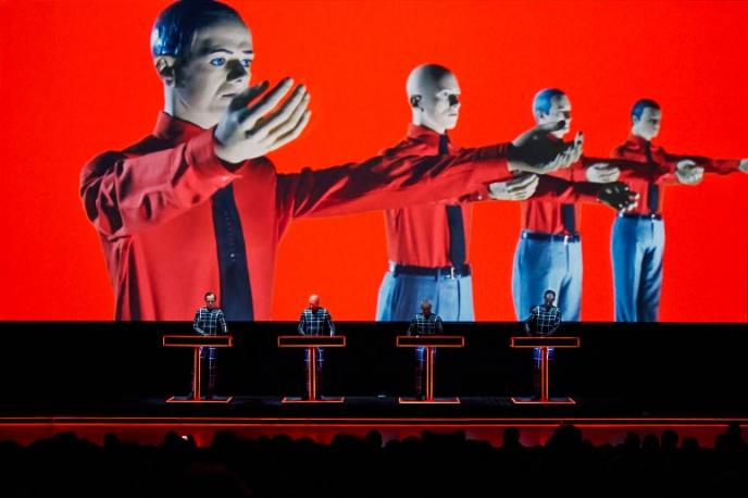 Kraftwerk ponownie w Polsce
