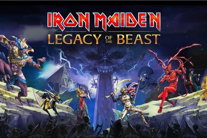 Iron Maiden z własną grą na urządzenia mobilne
